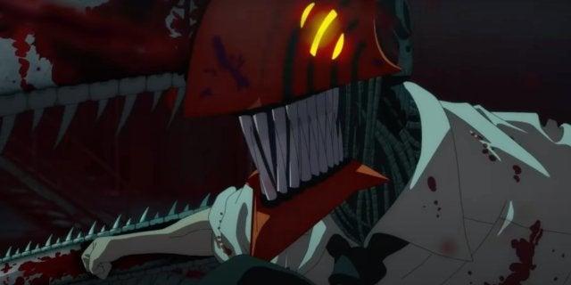 Chainsaw Man Anime Trailer Denji Trailer