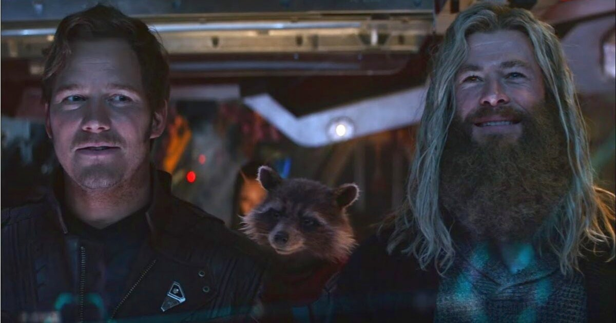 Chris Pratt Calls Chris Hemsworth Man God in Thor 4 Love Thunder