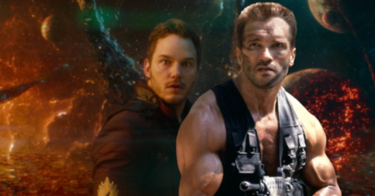 CHris Pratt Why Wont Do Impression Arnold Schwarzenegger