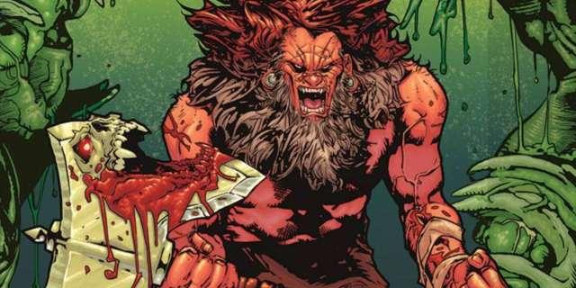 Comic Reviews - Barbaric #1