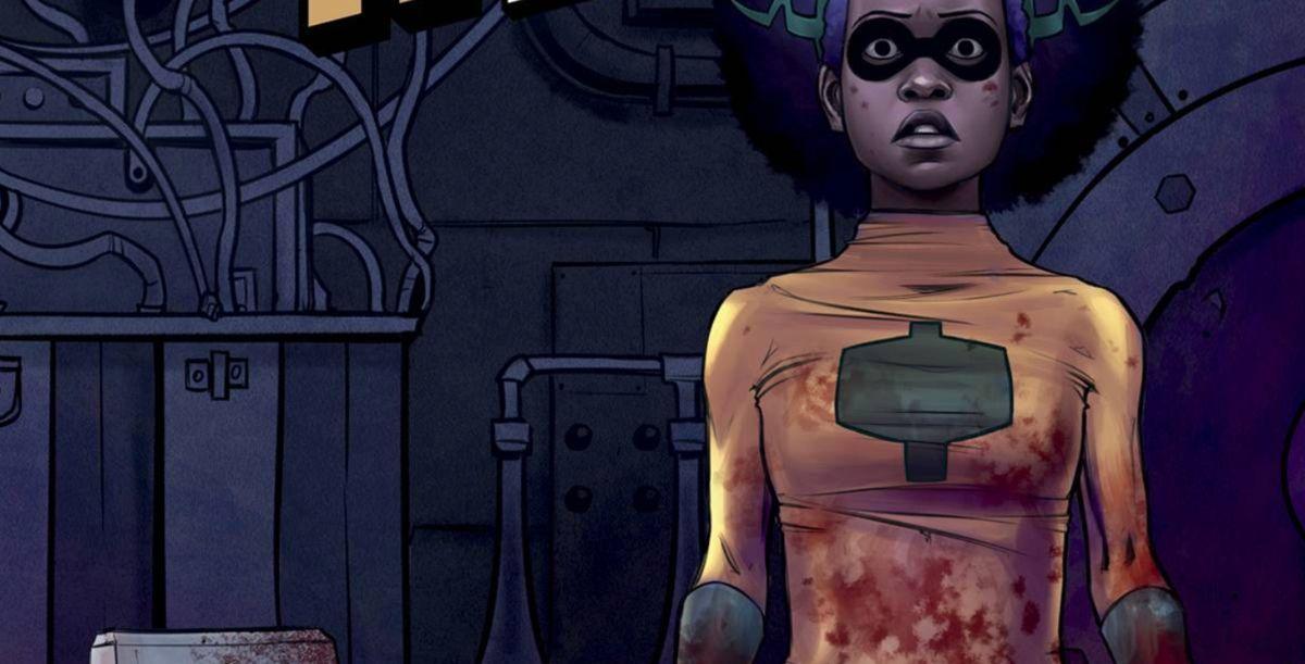 Comic Reviews - Black Hammer Reborn #1