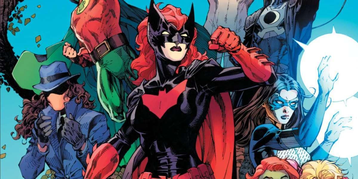 Comic Reviews - DC Pride #1