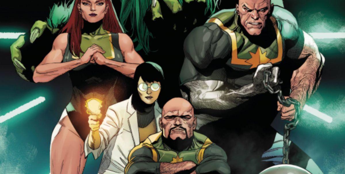 Comic Reviews - Gamma Flight #1