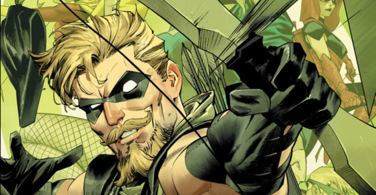 Comic Reviews - Green Arrow 80th Anniversary 100 Page Super Spectacular