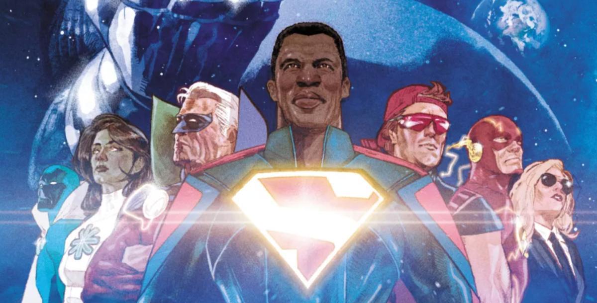 Comic Reviews - Infinite Frontier #1