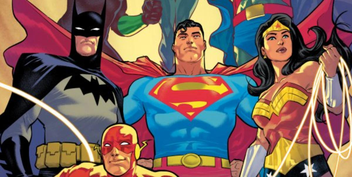 Comic Reviews - Justice League Infinity #1