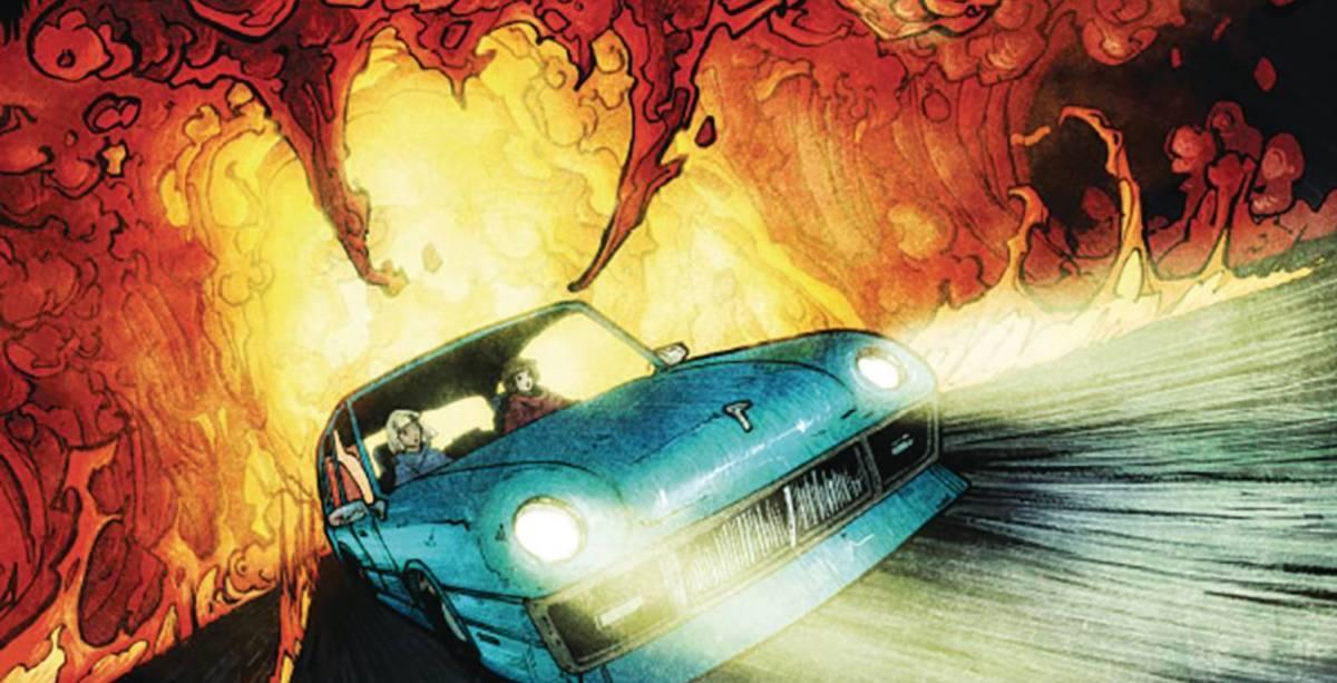 Comic Reviews - No Ghosts in Hiroshima #1