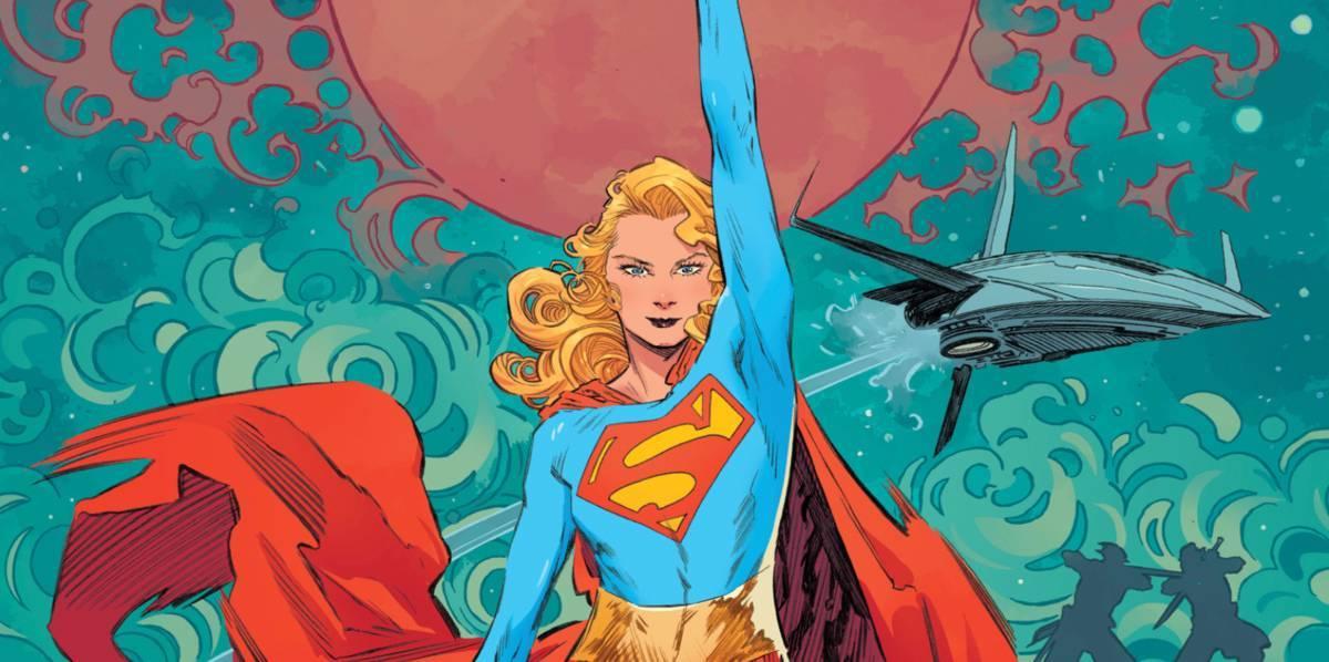 Comic Reviews - Supergirl Woman of Tomorrow #1
