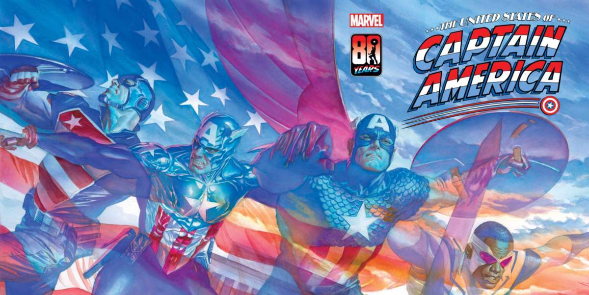 Comic Reviews - The United States of Captain America #1