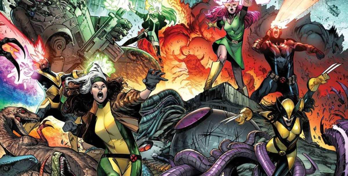 Comic Reviews - X-Men #1 2021