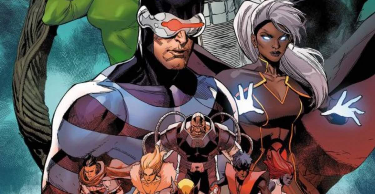 Comic Reviews - X-Men #21