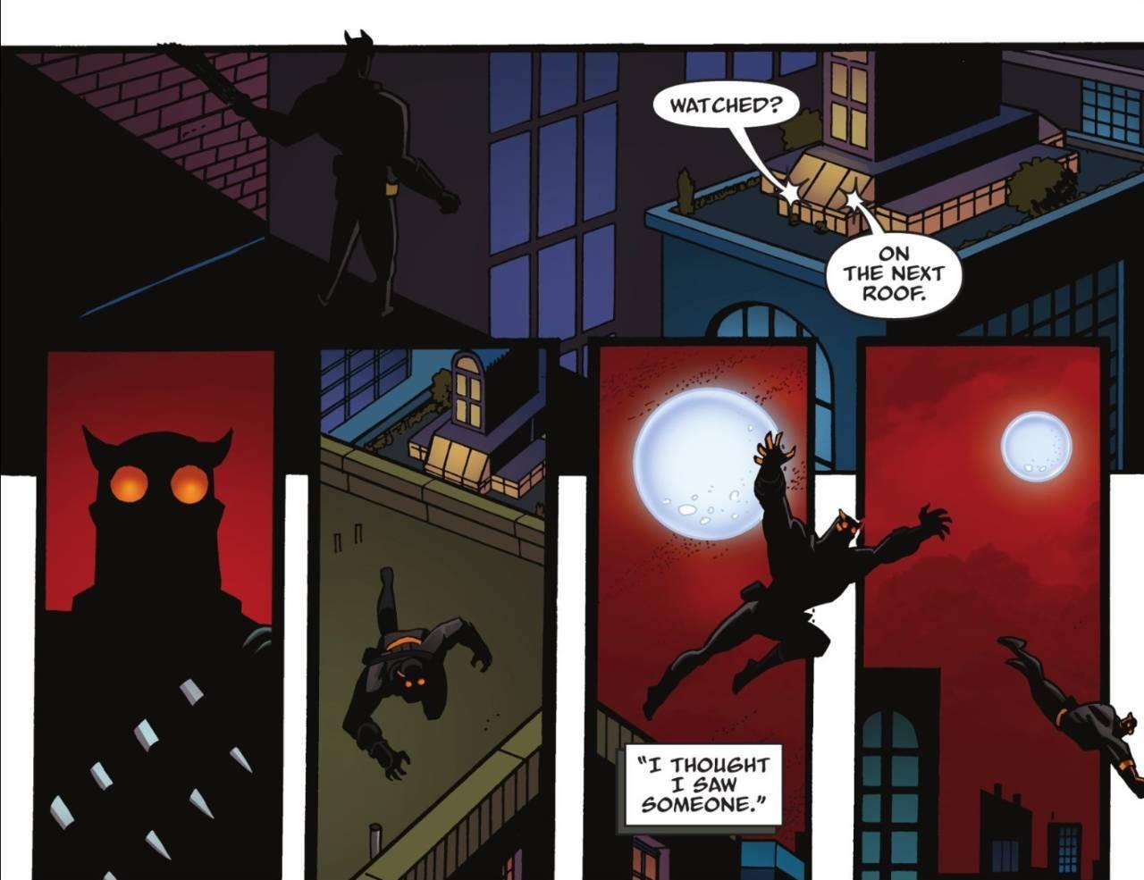 Court of Owls Talon Batman Adventure Continues Season 2