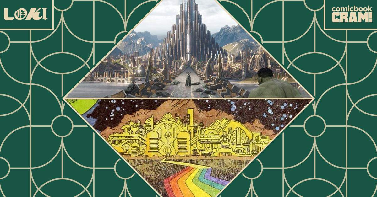 CRAM Loki - Asgard