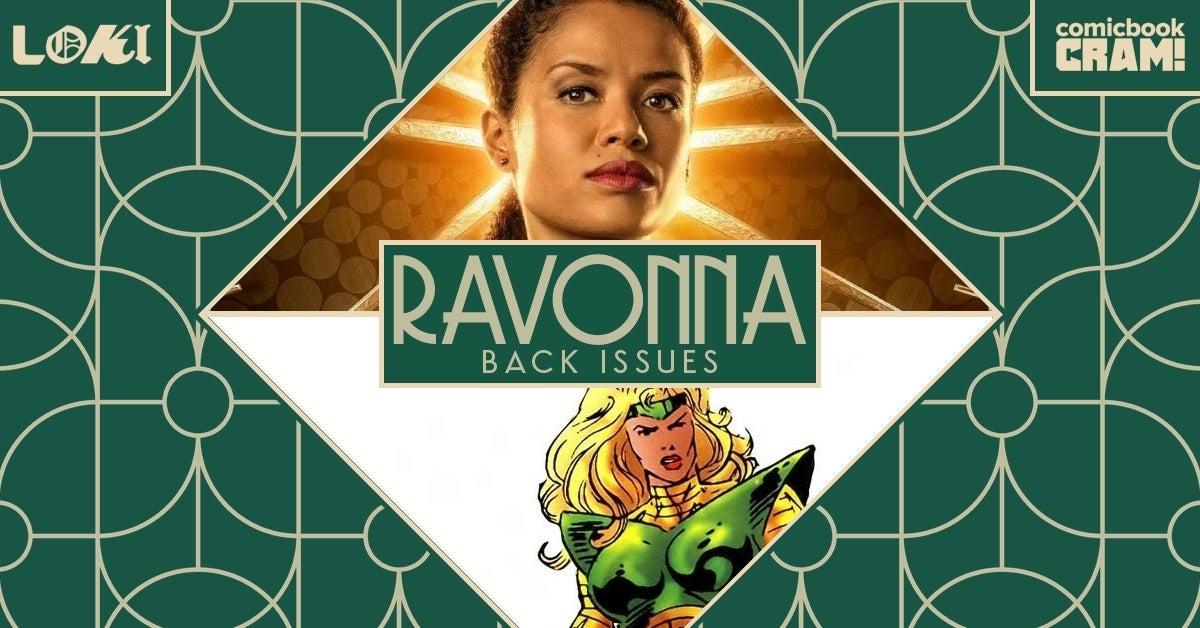CRAM Loki - Back Issues Ravonna Renslayer