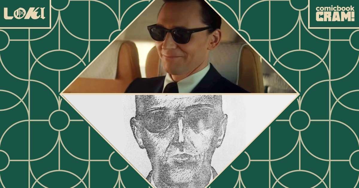 CRAM Loki - DB Cooper