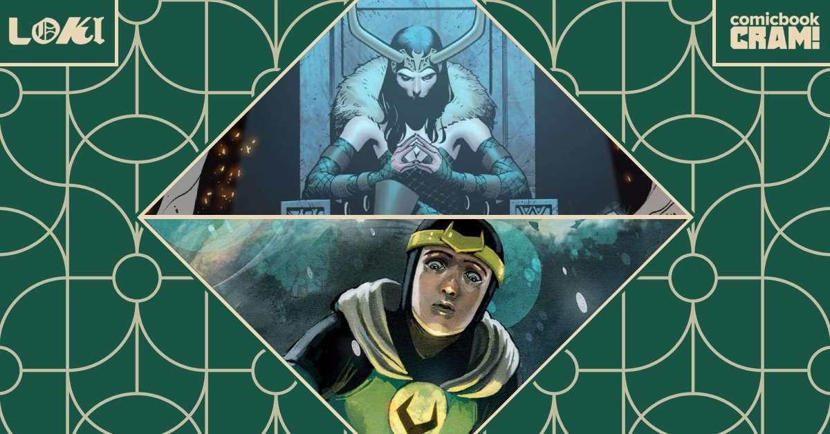 CRAM Loki - Loki's Different Forms