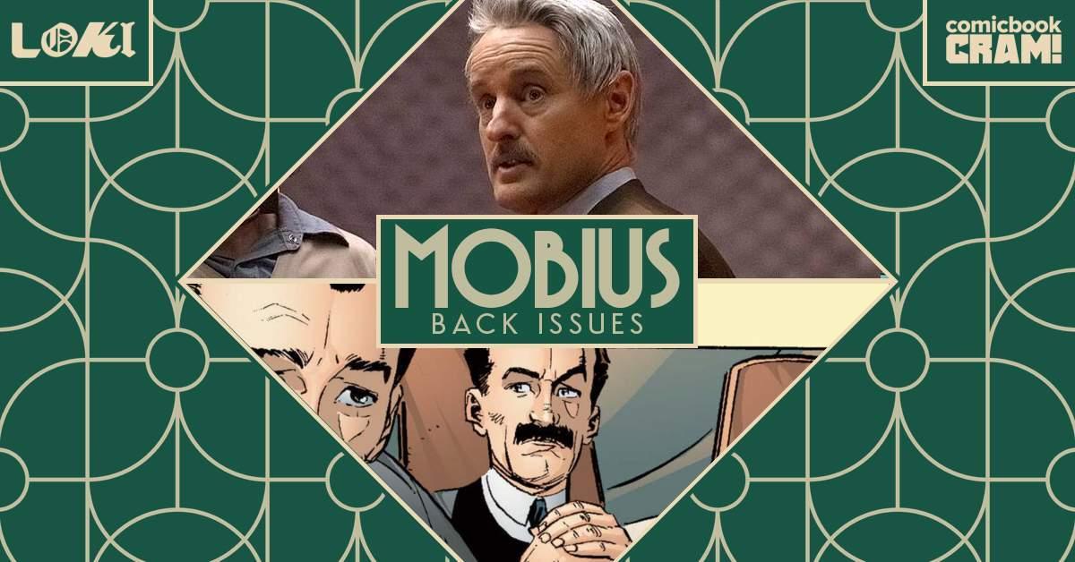 CRAM Loki - Mobius Back Issues