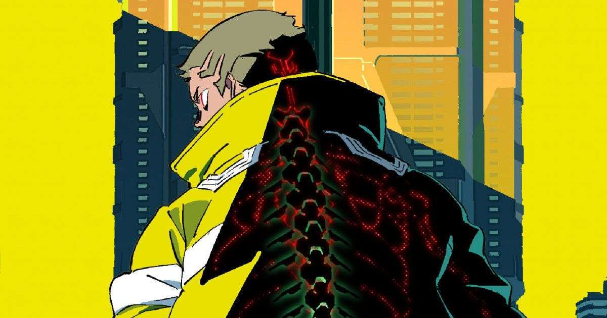 Cyberpunk 2077 Anime