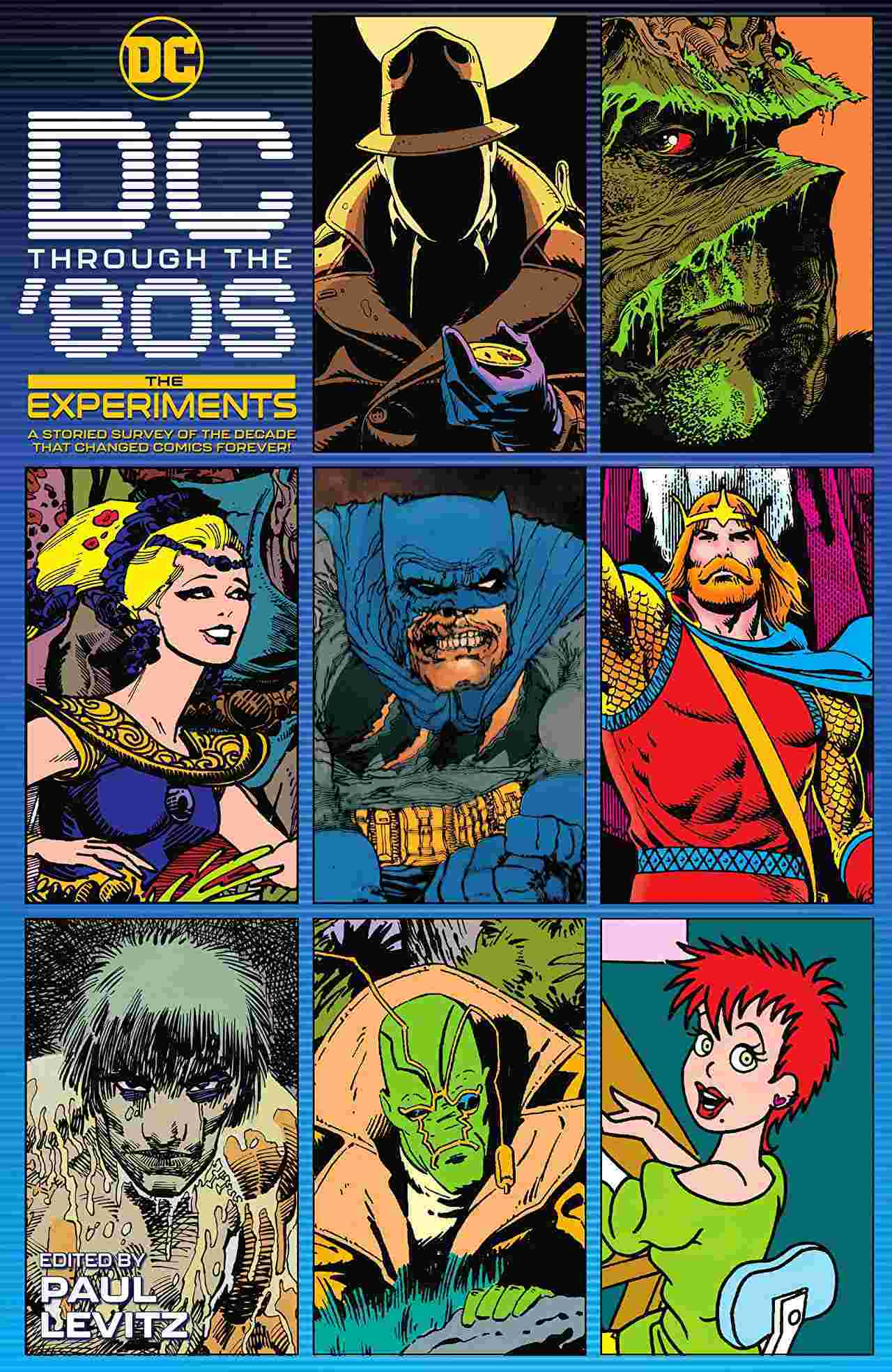 DC Through the 80's The Experiments