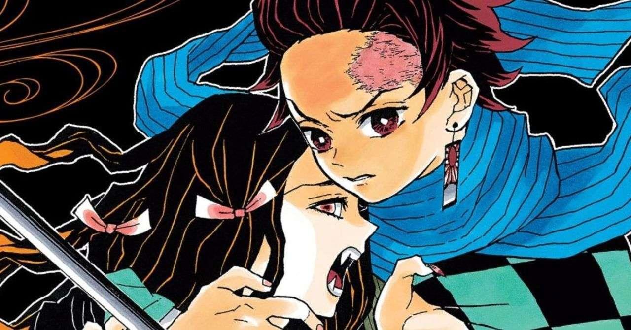 Demon Slayer Manga Complete