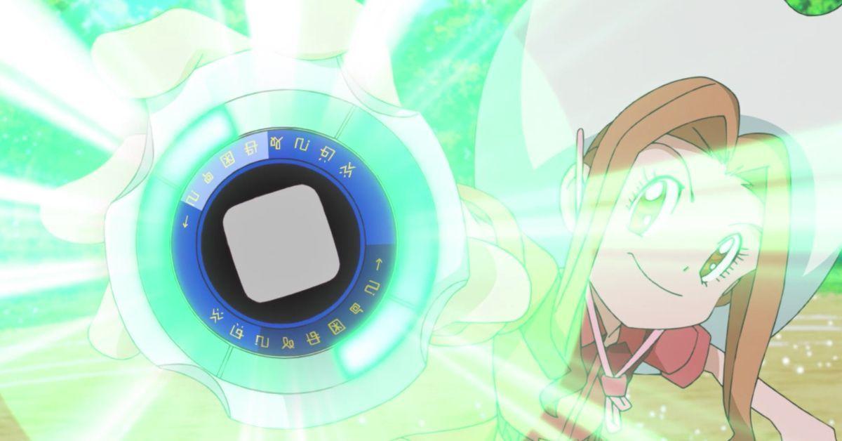 Digimon Adventure 2020 Mimi Anime