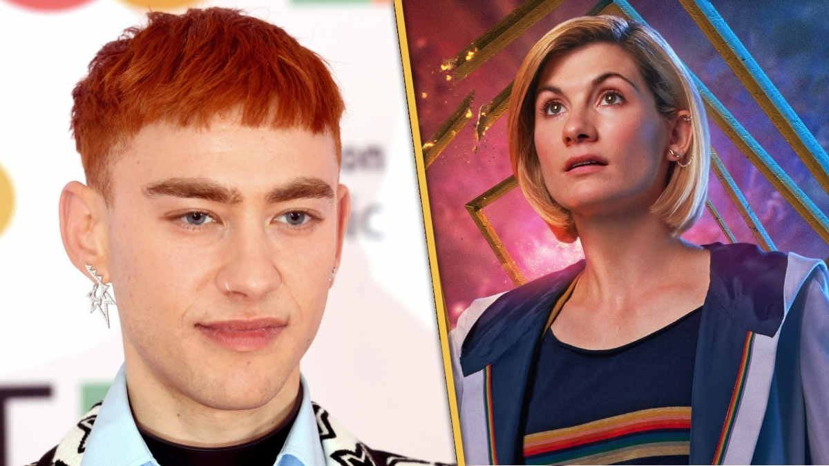 Doct Who Olly Alexander Jodie Whittaker