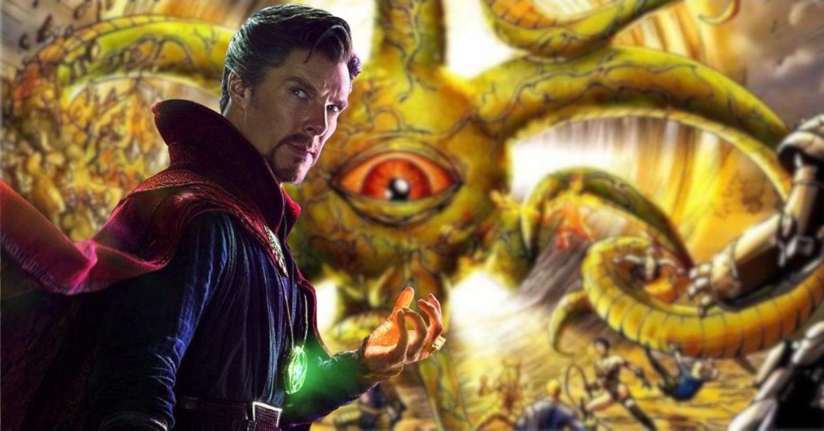 Doctor Strange 2 Script Supervisor Says Its Going to Be Dark