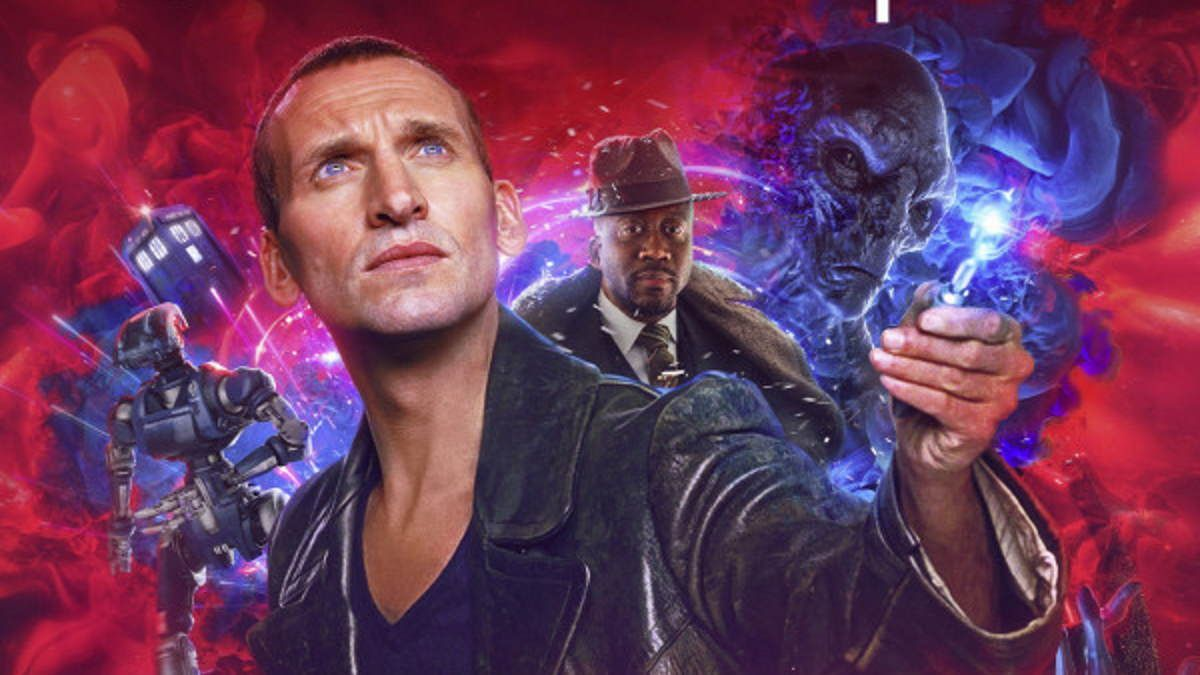Doctor Who Ninth Doctor Responde ot All Calls