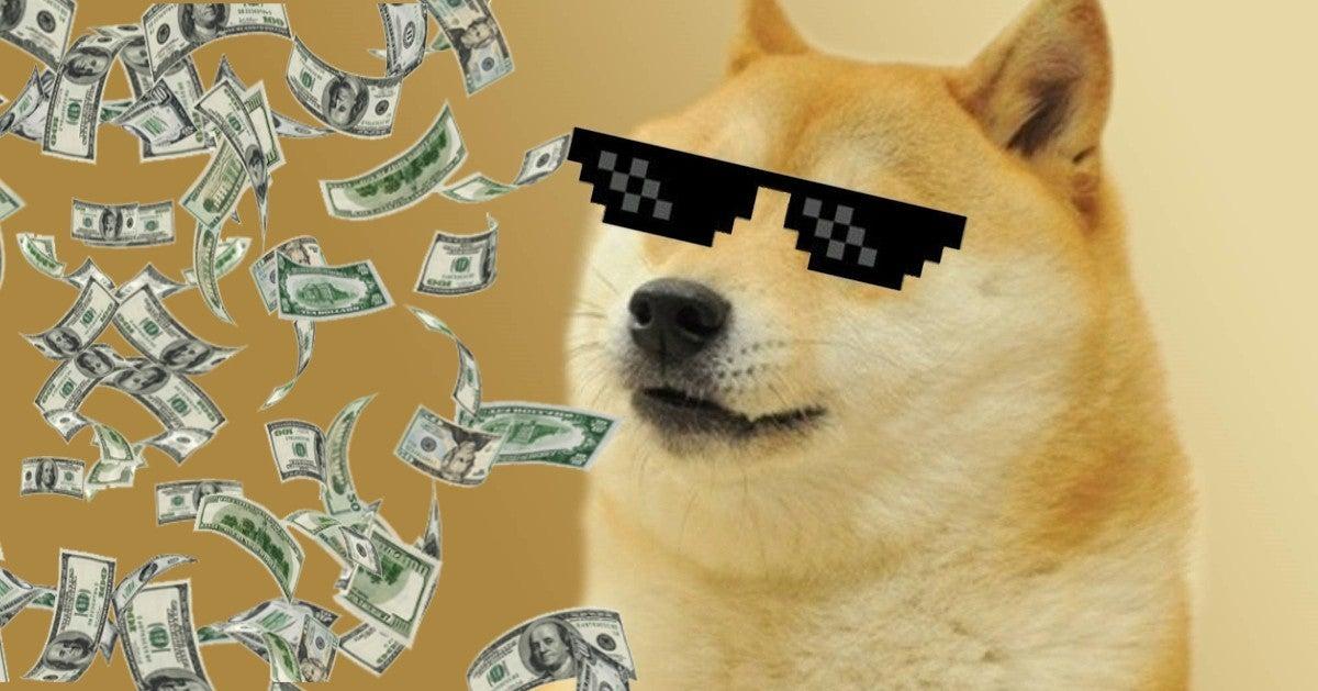Doge Meme Sold as NFT 4 million dollars