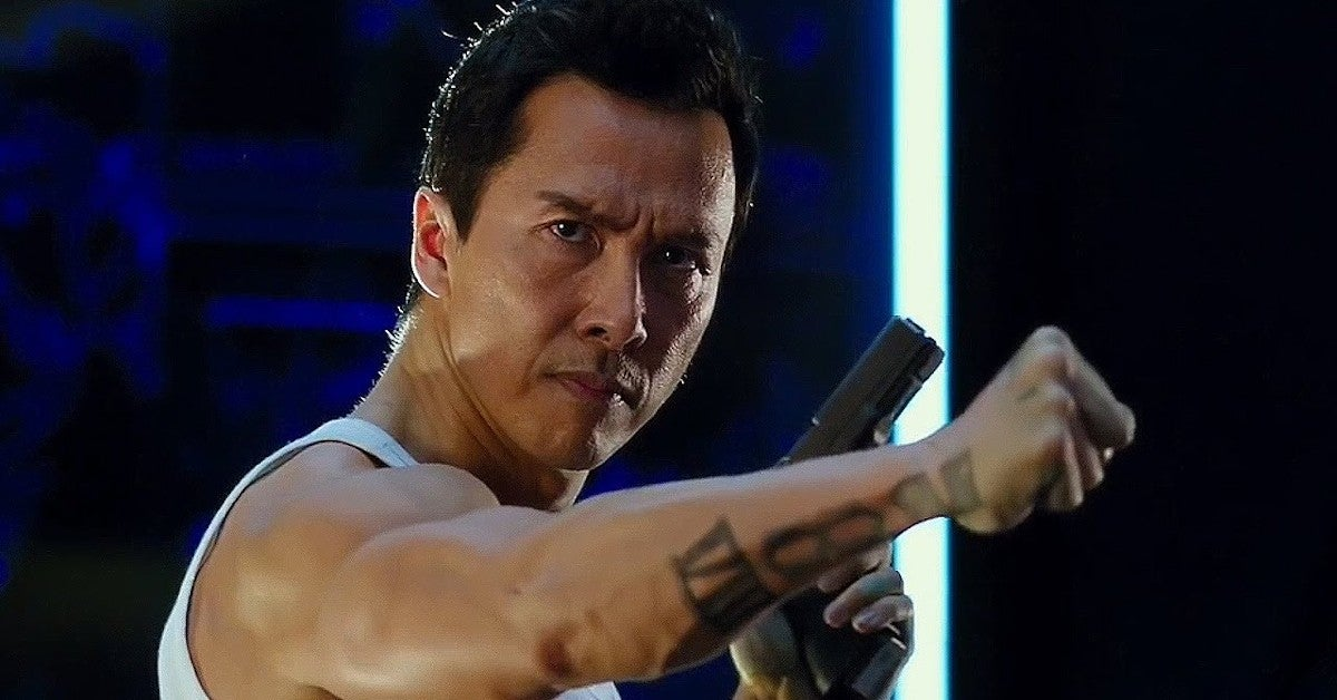 Donnie Yen John Wick 4 Cast