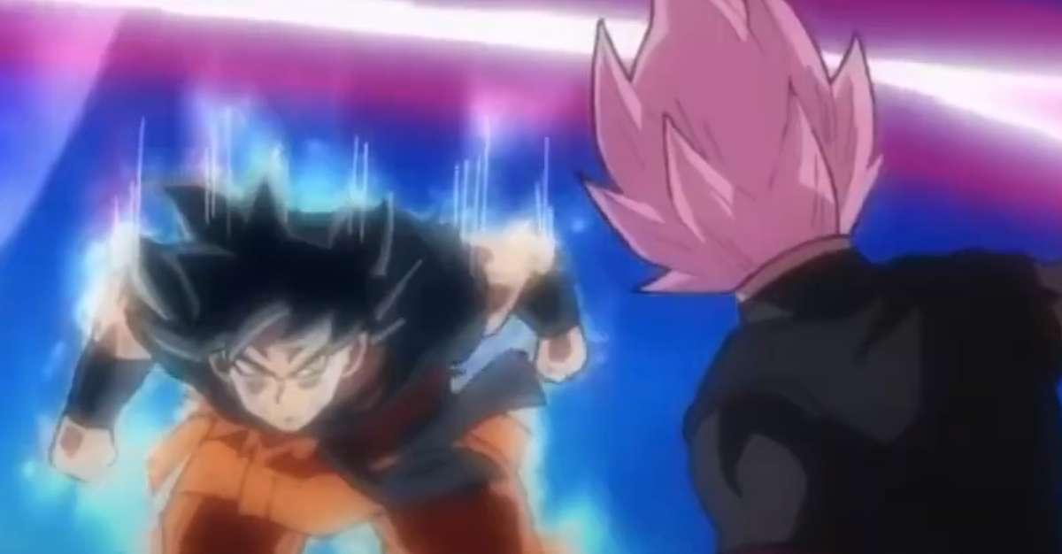Dragon Ball Heroes Goku