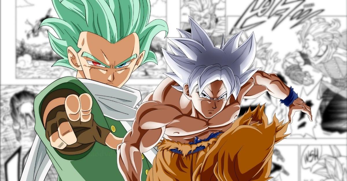 Dragon Ball Super 73 Spoilers Goku Ultra Instinct Full Power vs Granolah