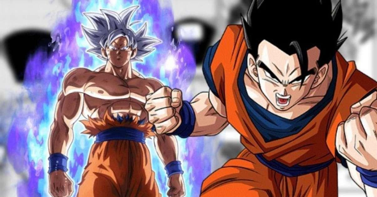 Dragon Ball Super Gohan Ultra Instinct