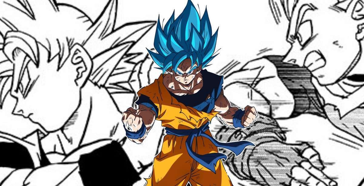 Dragon Ball Super Goku Granolah