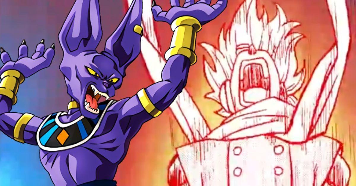 Dragon Ball Super Granolah Beerus Anime Manga Spoilers