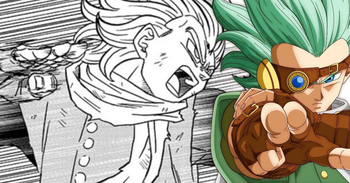Dragon Ball Super Manga Spoilers Granolah Full Power Question