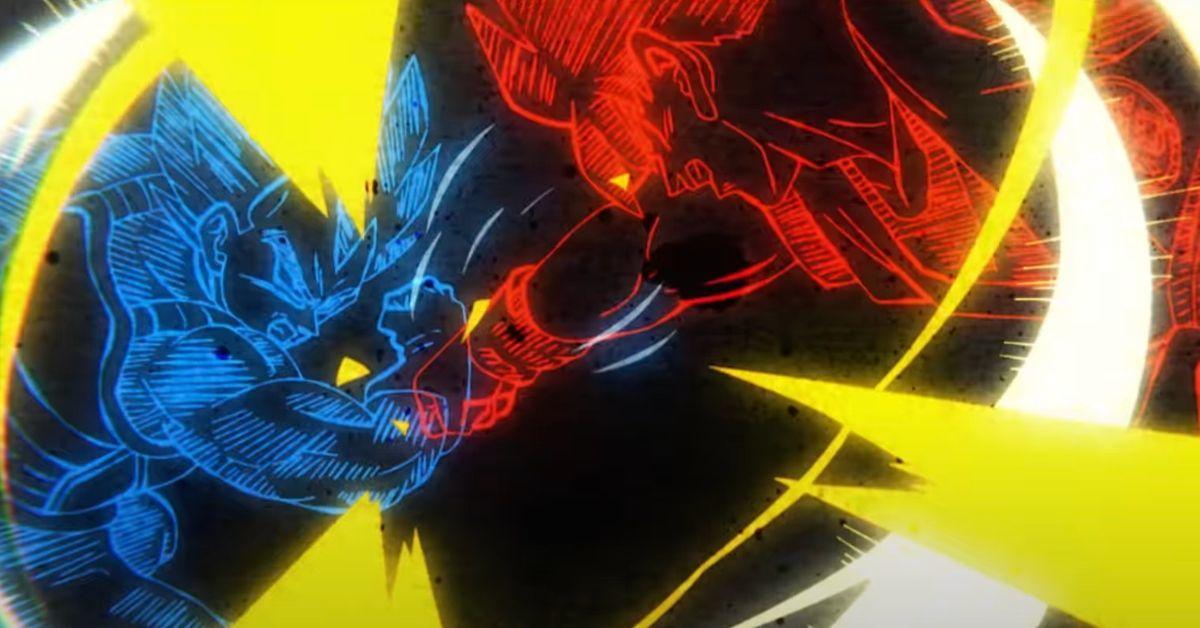 Dragon Ball Super New Movie 2022 Promo