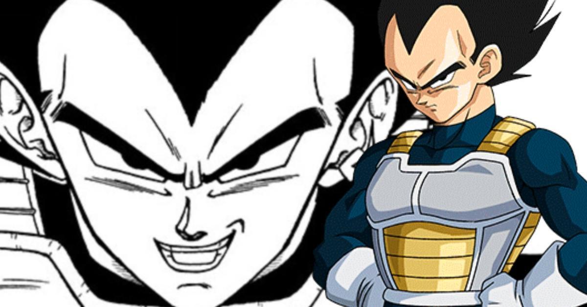 Dragon Ball Super Spoilers Vegeta Granolah Fight Winner