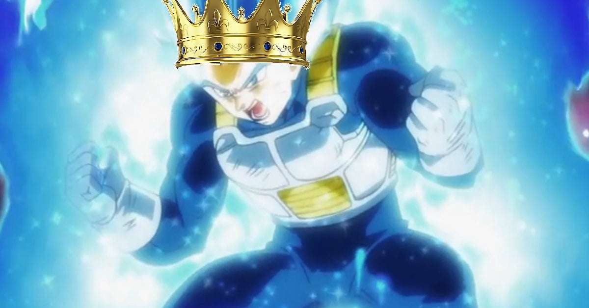 Dragon Ball Super Végéta