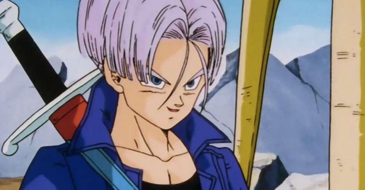 Dragon Ball Z Future Trunks Cosplay