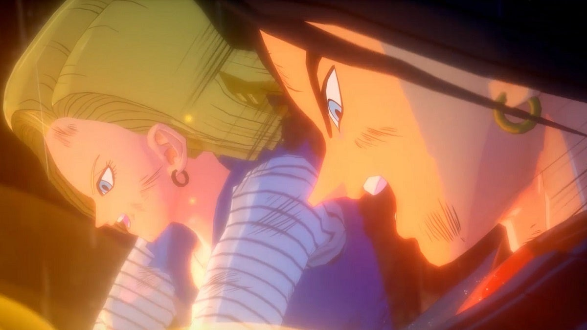 Dragon Ball Z Kakarot Trunks DLC