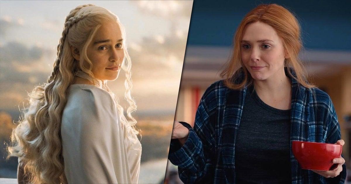 elizabeth olsen khaleesi game of thrones audition