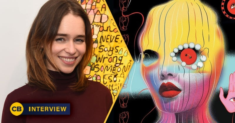 emilia clarke mom mother of madness interview
