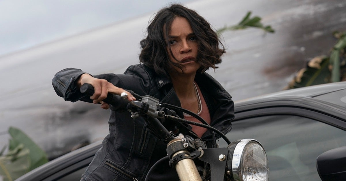 F9 Michelle Rodriguez Letty Fast Furious