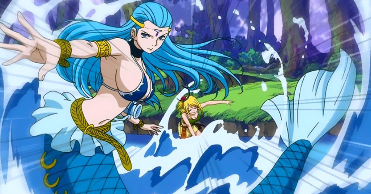Fairy Tail Aquarius