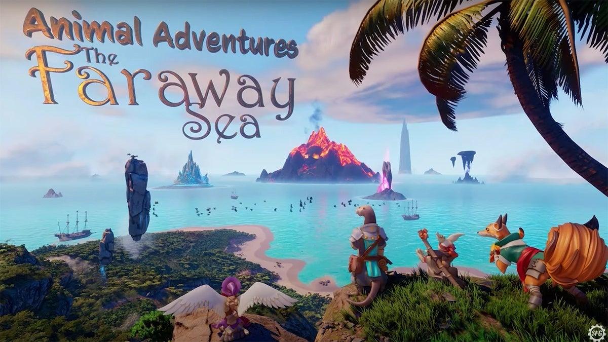faraway sea hed
