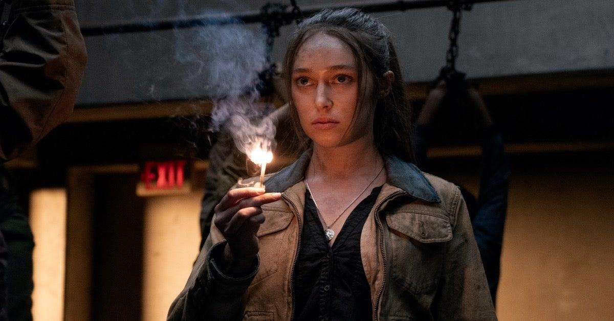 Fear the Walking Dead Alicia Clark Alycia Debnam Carey