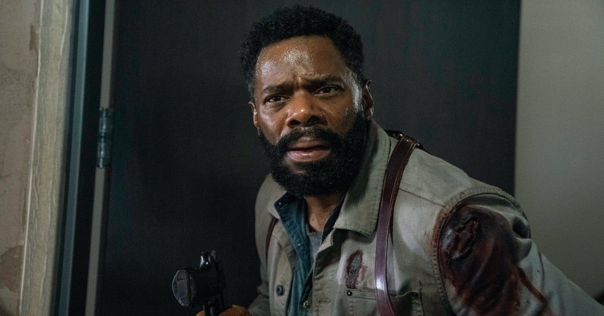 Fear the Walking Dead Colman Domingo Victor Strand