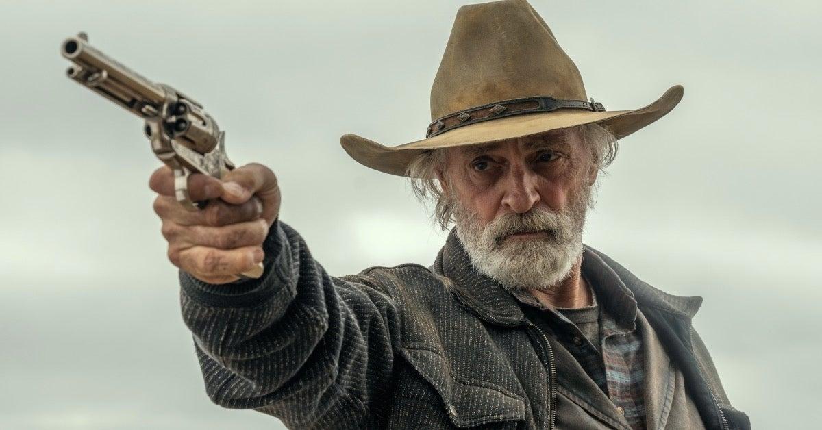 Fear the Walking Dead John Dorie Sr Keith Carradine