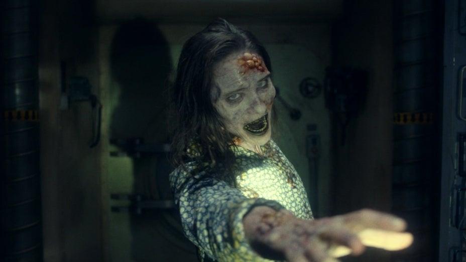 Fear the Walking Dead radioactive walker